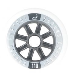 GC Wheel 3-pack White:110mm/85A